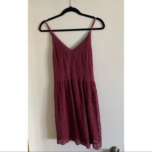 Abercrombie & Fitch  Fit & Flare Dress
